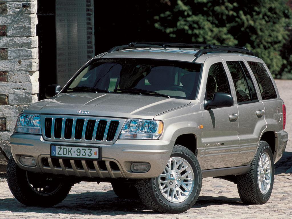 Jeep Grand Cherokee Ii  Wj  3 1 Td  140 Hp  4wd